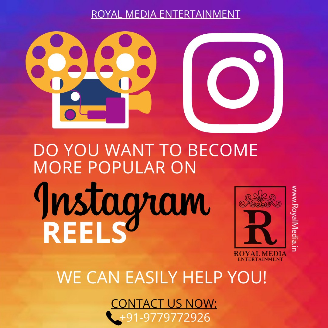 INSTAGRAM REELS SERVICES