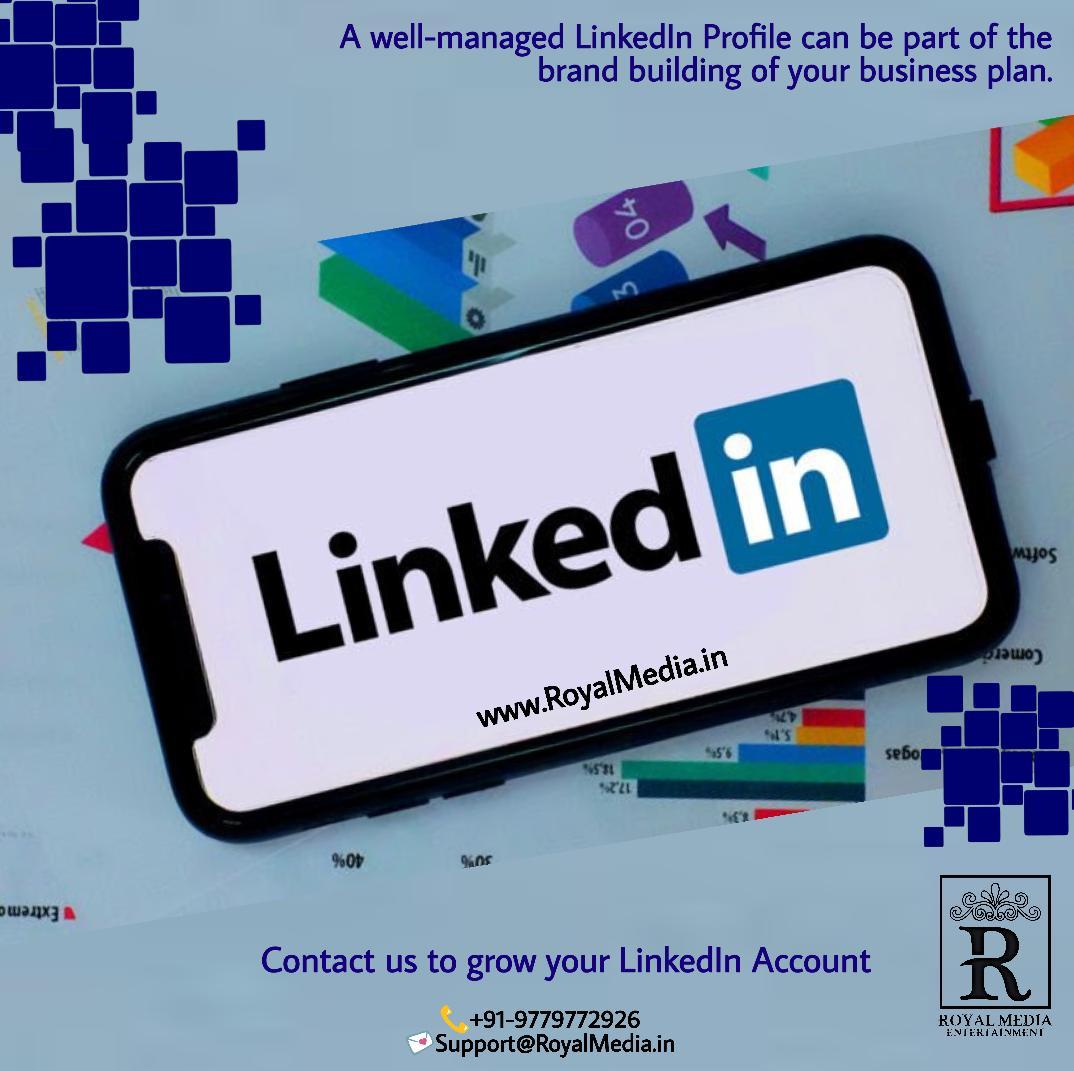 Grow Your LinkedIn Account!