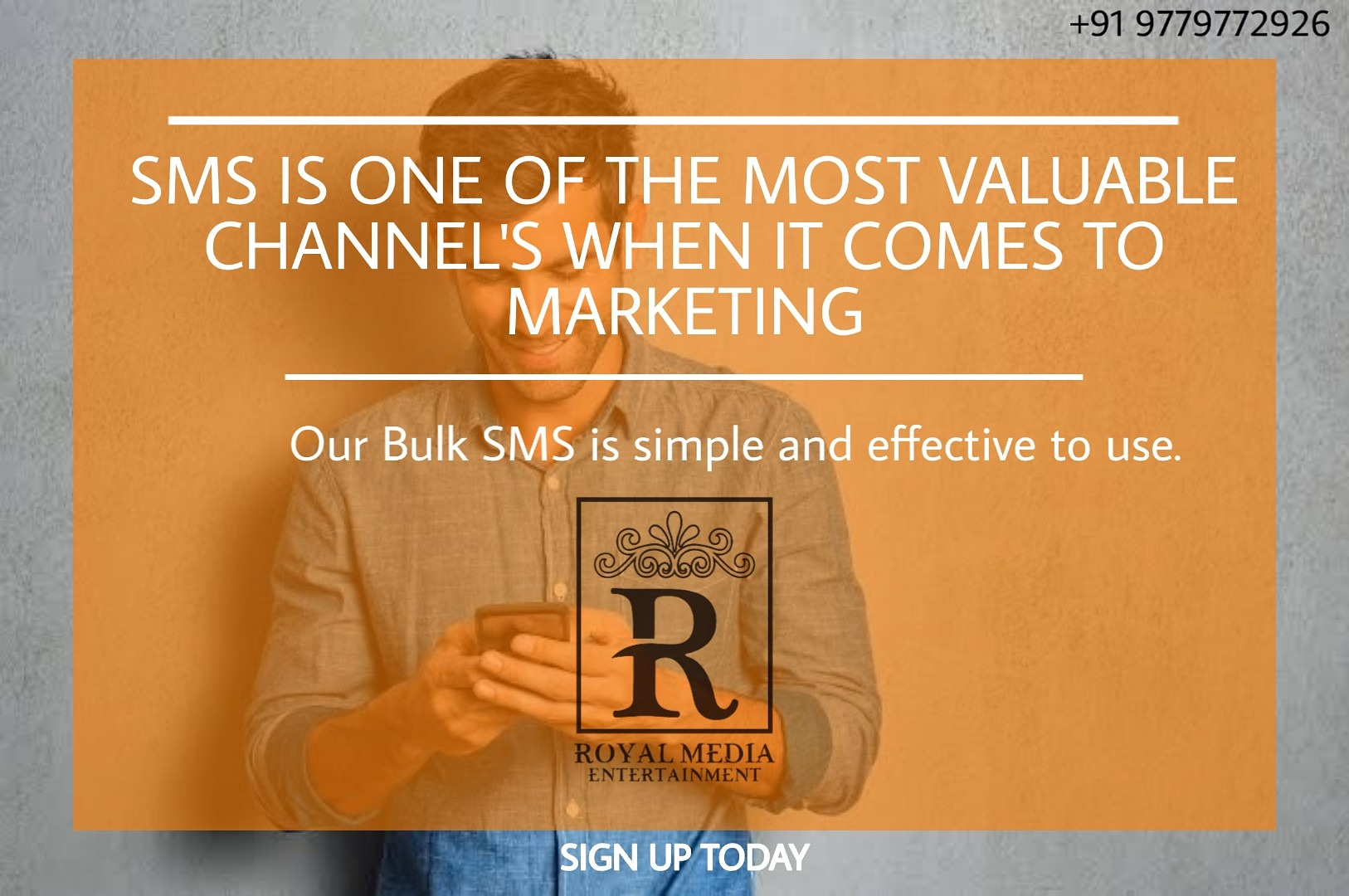 Our Bulk SMS Is Simple And Effective To Use