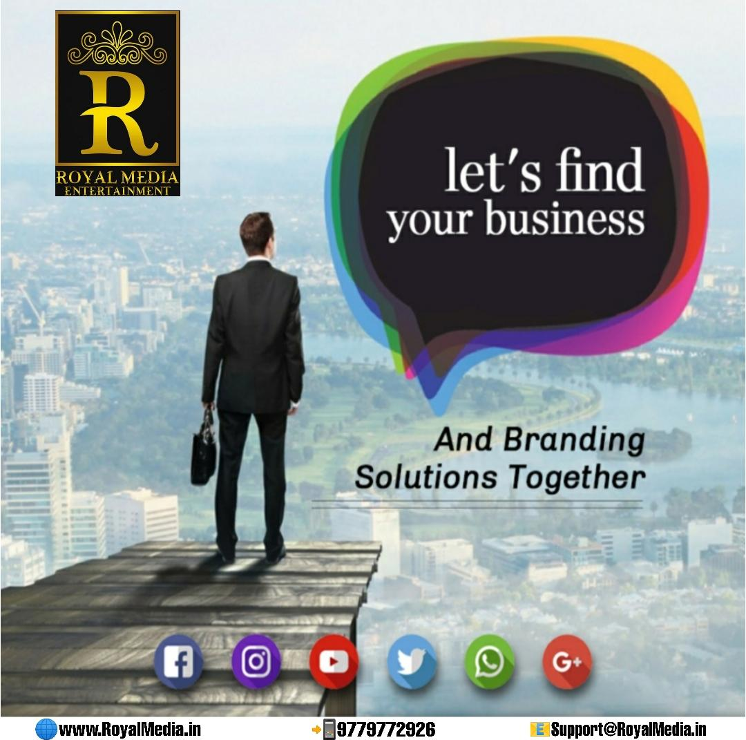 Expand your business beyond your dreams with Royal Media Entertainment
