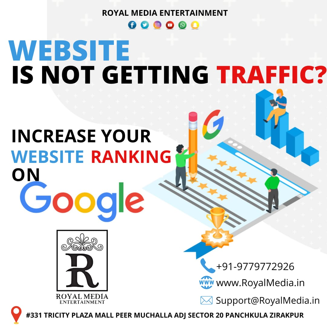 Give your website a high rank on Google