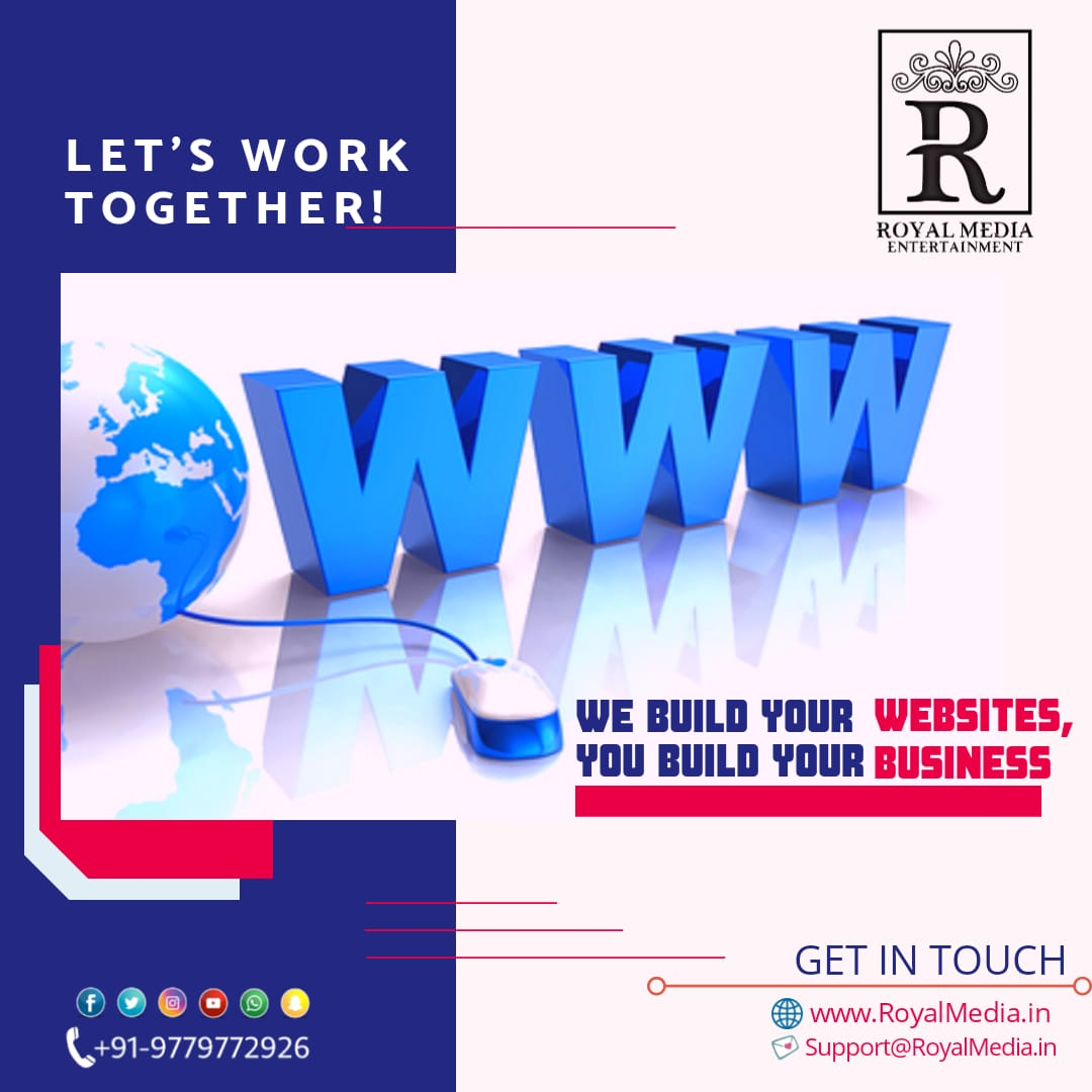 Build and update your Website at very affordable prices