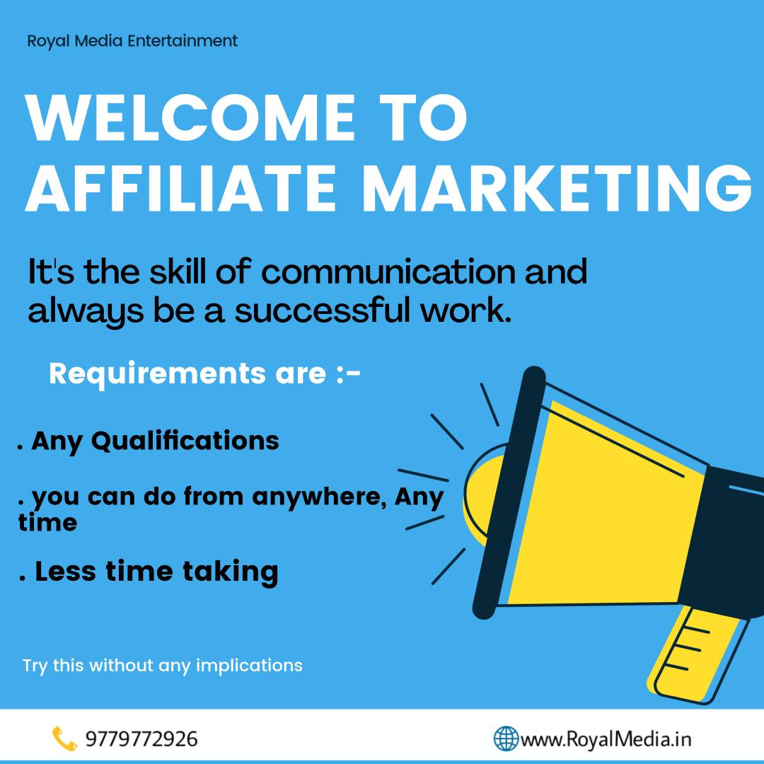 Freelancer Affiliate Marketing