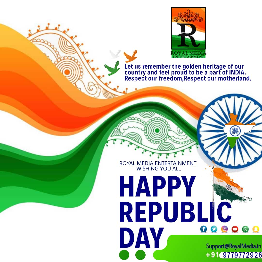 Happy 72th Republic Day (2021)