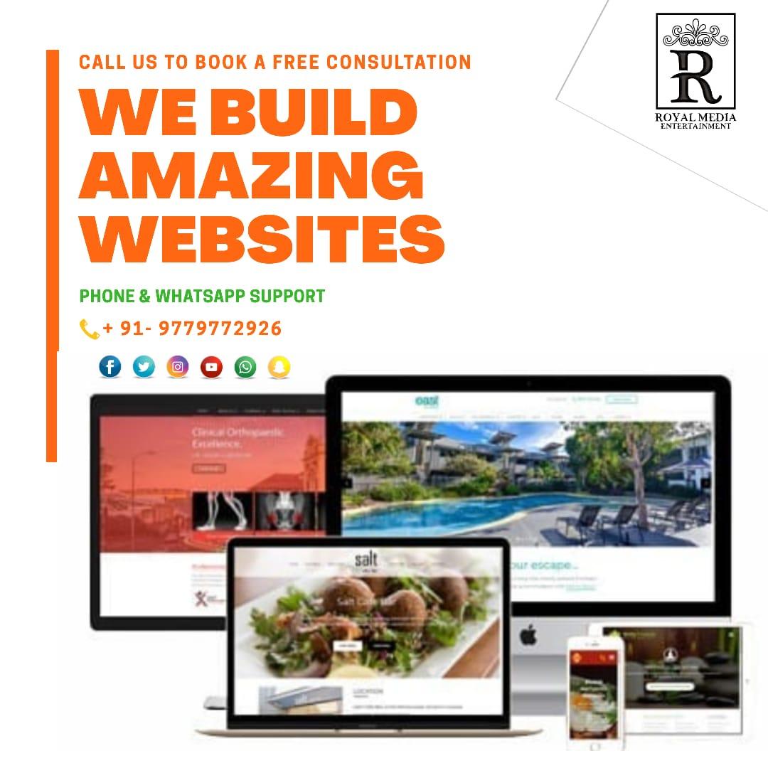 Get  best and creative website