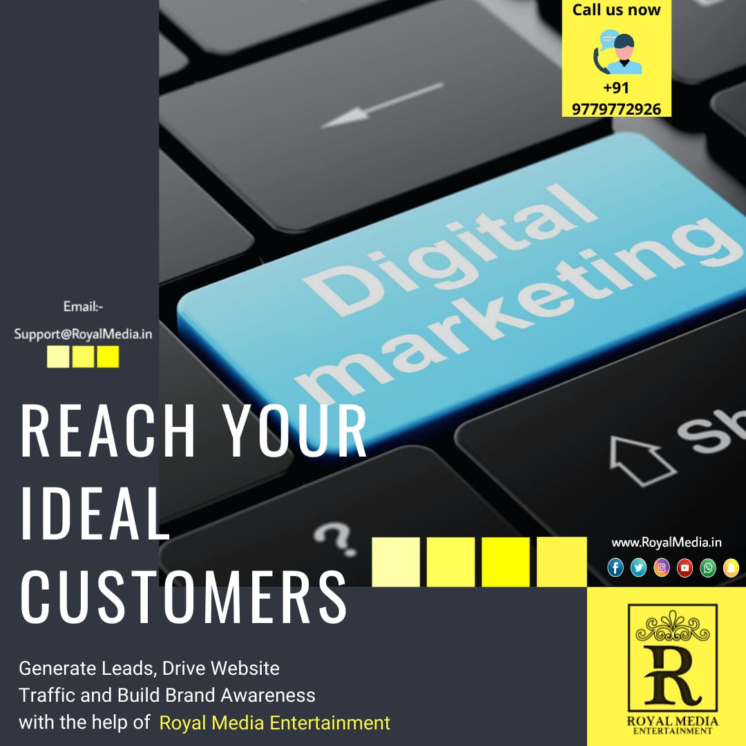 Grow With Our Digital Marketing Services