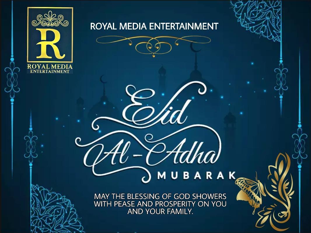 Happy Eid-AL-Adha
