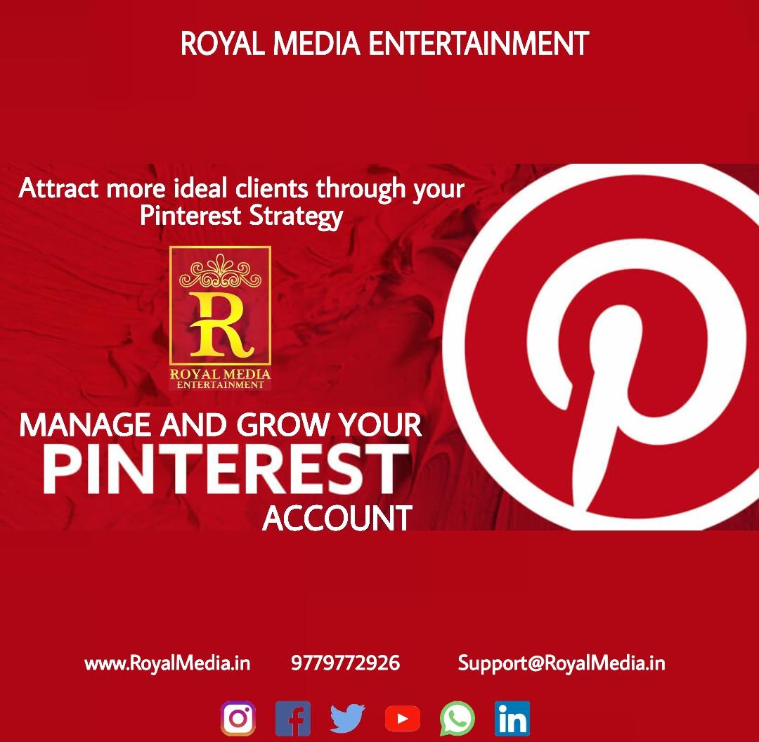 Manage and grow your Pinterest Account