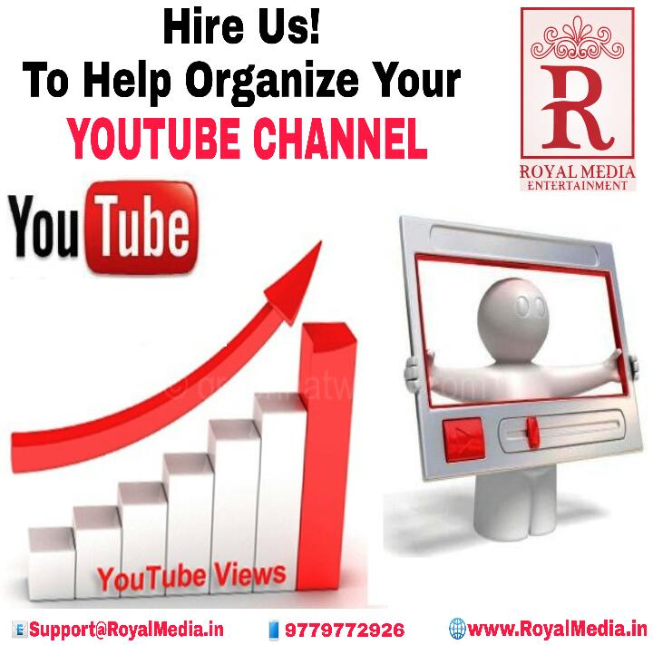 Grow Your YouTube Channel With Us!