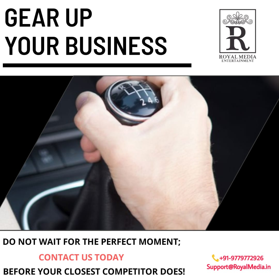 Gear up Your Business