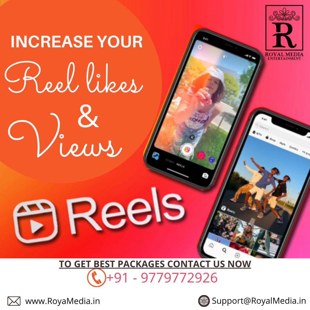 Increase YOUR Instagram Reels Likes & Views
