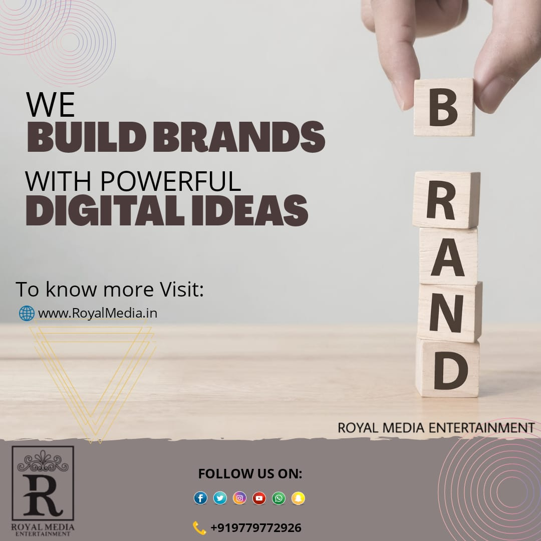 We have Creative ideas and fresh technology solutions for Your Brand