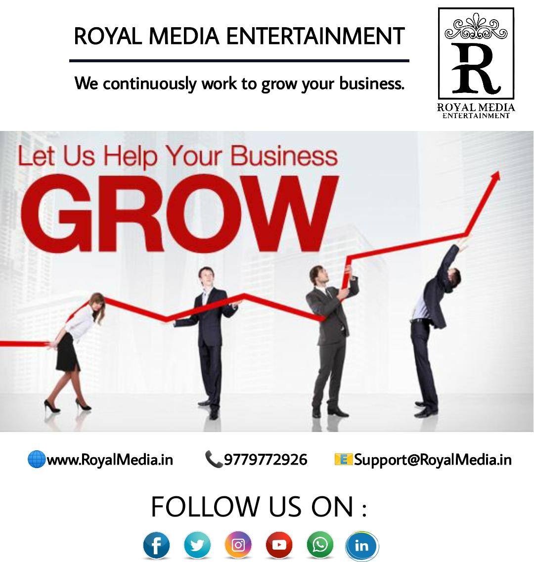 Let Us Help Your Business Grow.
