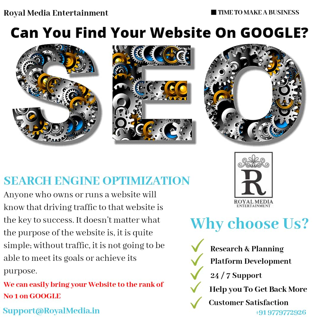 Optimize your SEO ranking in 2021.