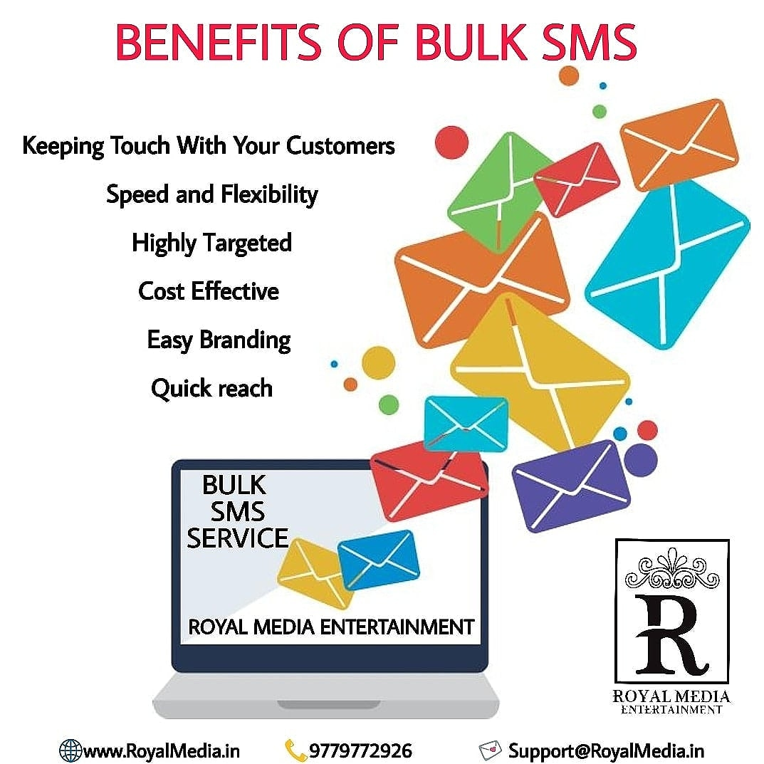 Get Fast Bulk  SMS Service at most affordable rates