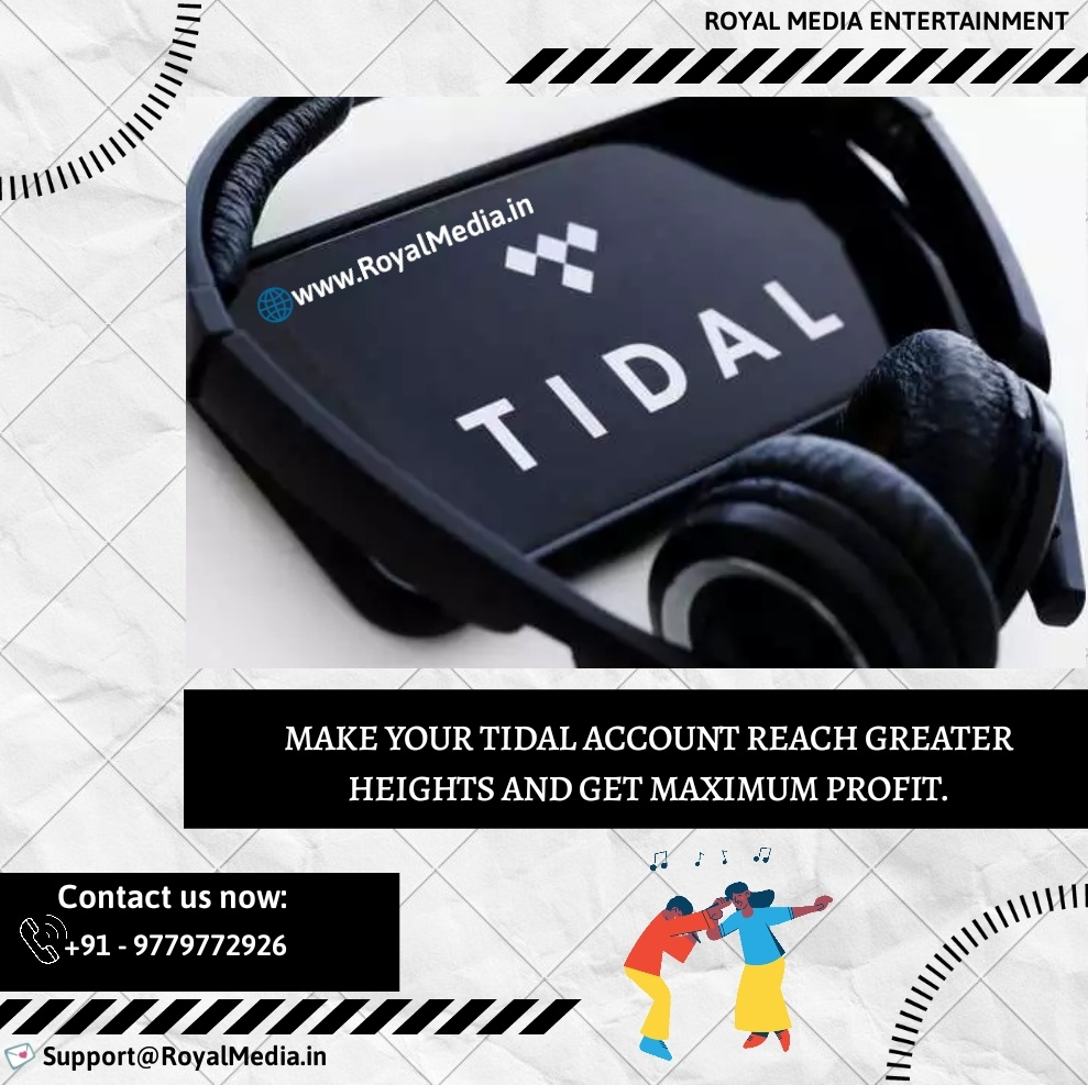 Grow Your Tidal Account