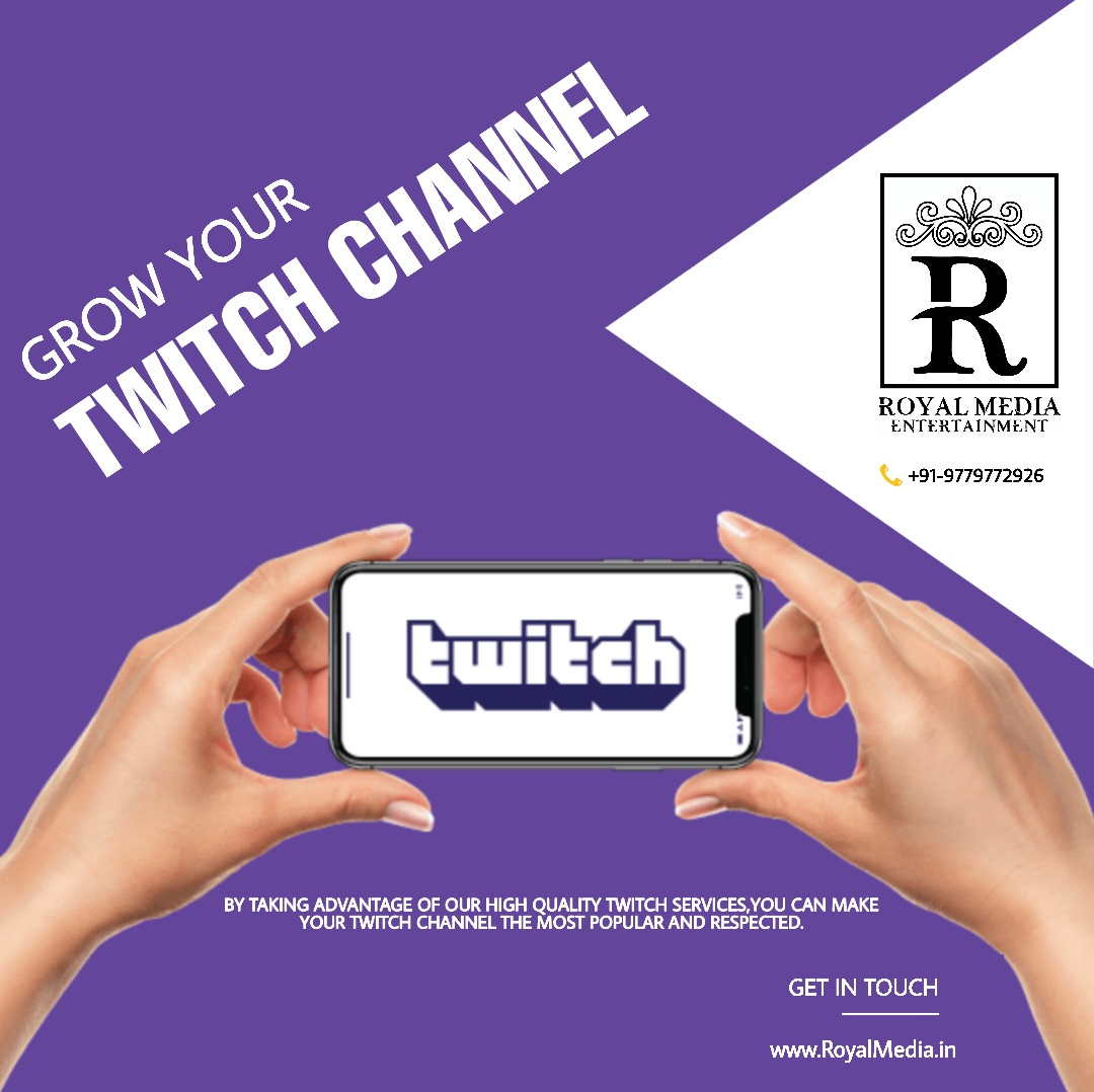 Grow Your Twitch Account