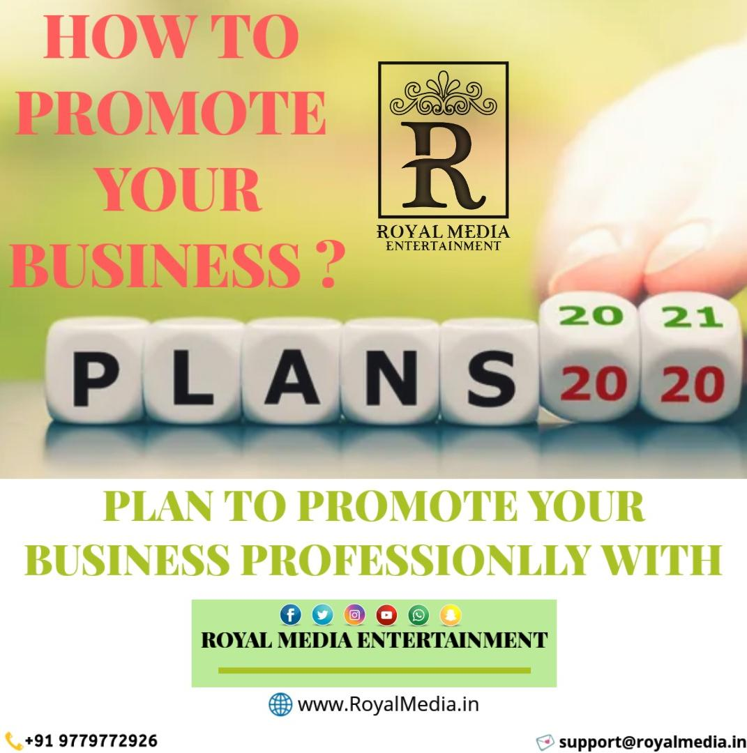 Get Best Plans To Promote Your Business