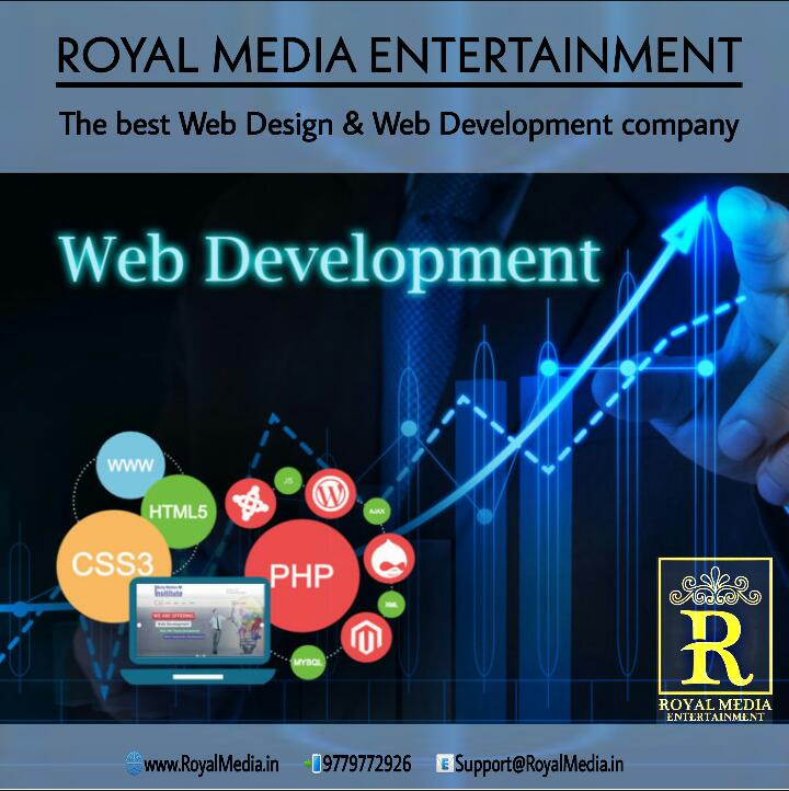 Make your website more attractive with our services.