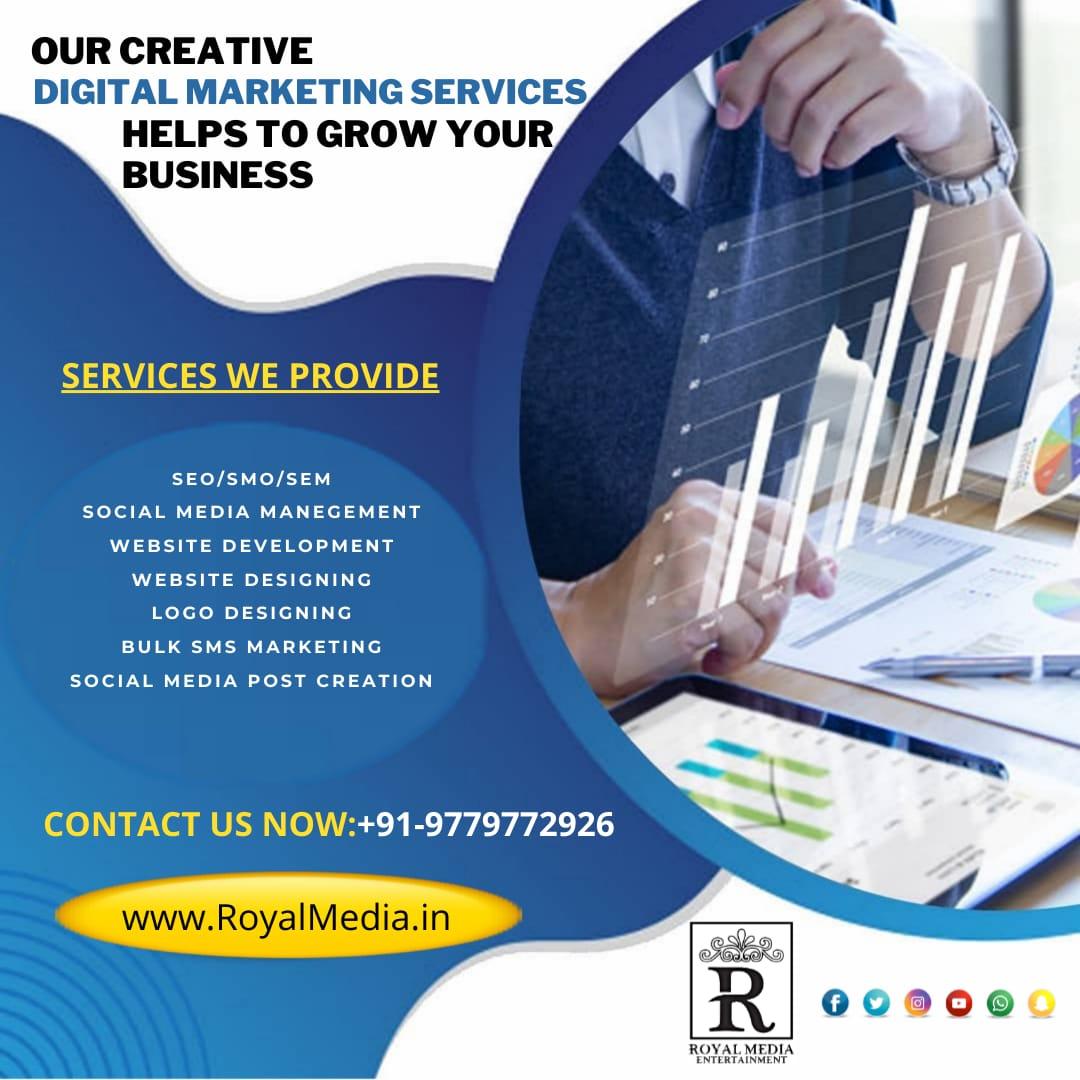 Creative Digital Marketing Services