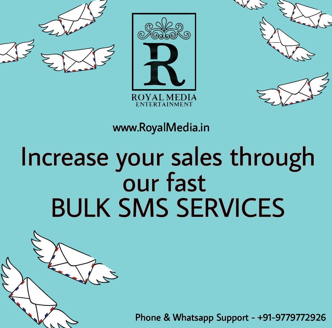 Get  bulk SMS services