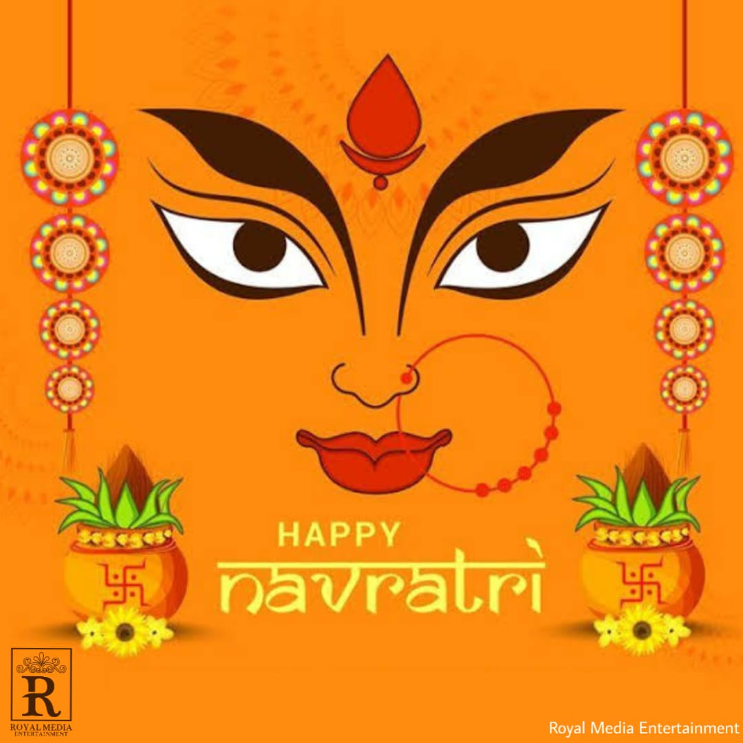 We wish you and your family a very Happy Navratri