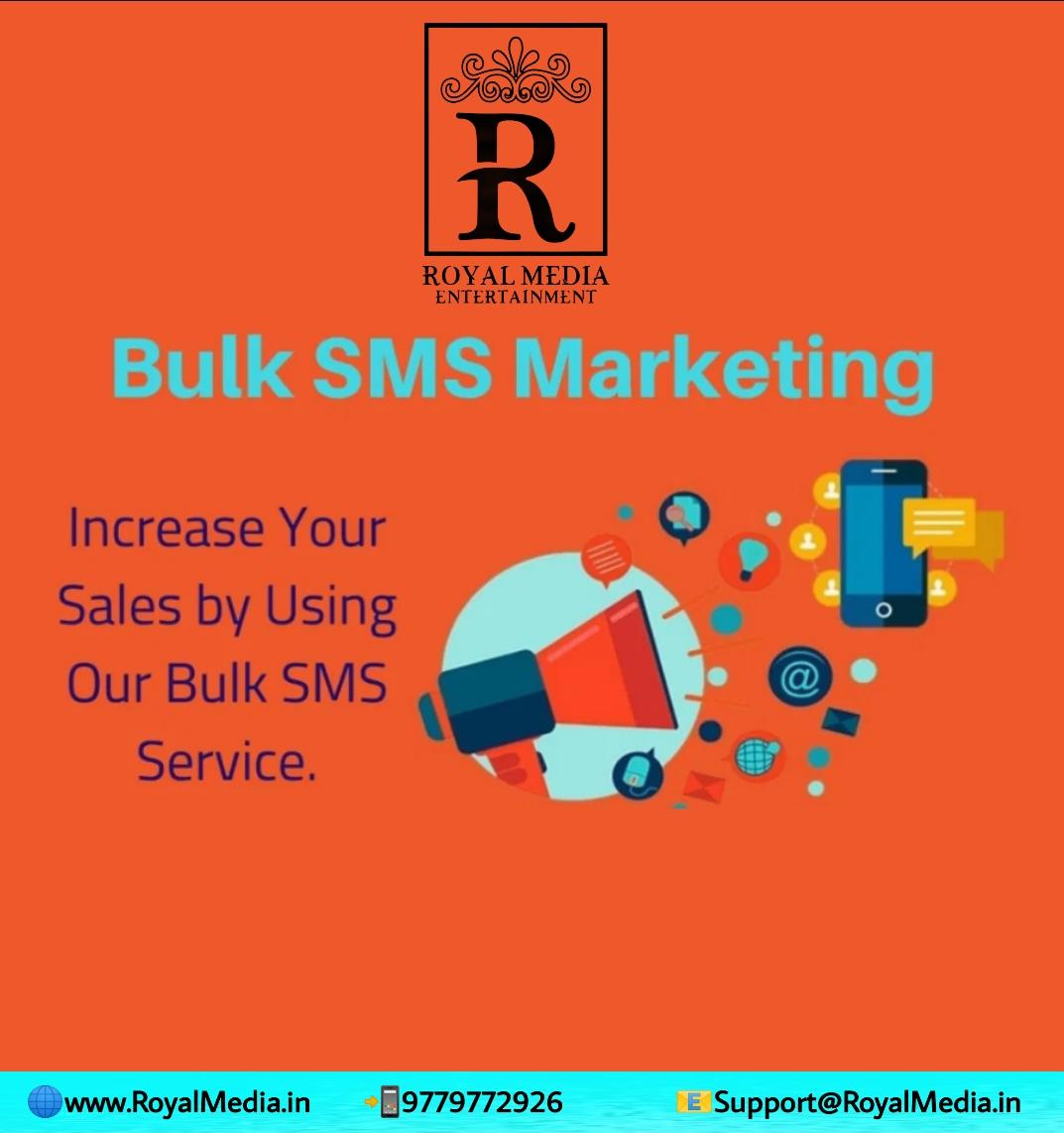 Our Bulk SMS Services can grow your business
