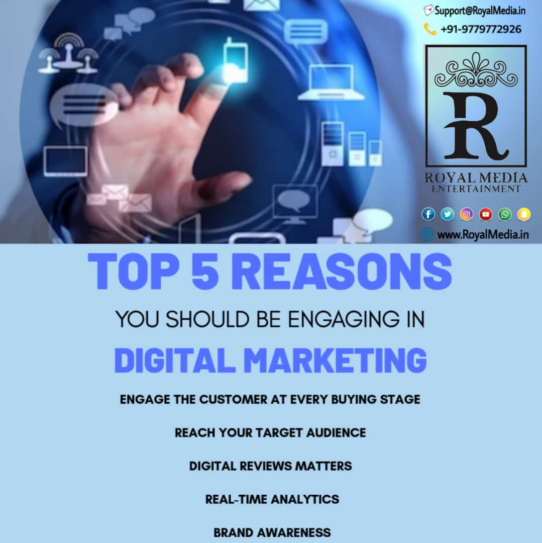 Come And Join Us To Get Complete Digital Marketing Strategy