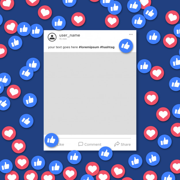 زيادة لايكات فيسبوك