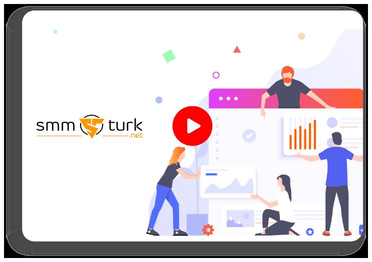 SMMTURK.NET - Türkiye'nin SMM Paneli Tanıtım Videosu