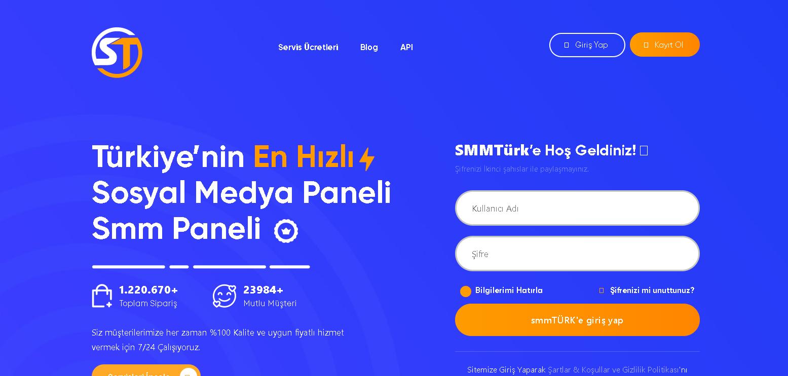 Smm Türk Nasıl Kullanılır?