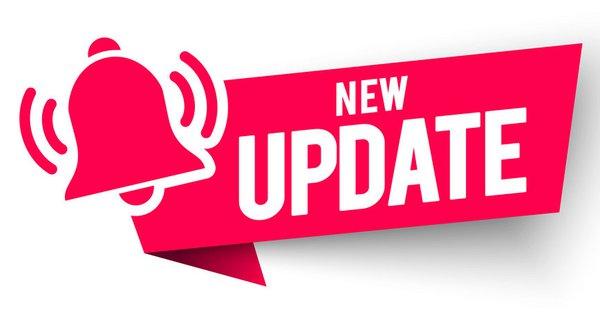 New update 24.09.2020