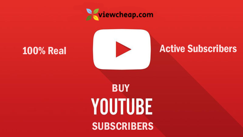 How to buy Youtube real subscribers, the cheapest!