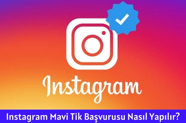 Instagram Mavi Tik Başvurusu Nasıl Yapılır?