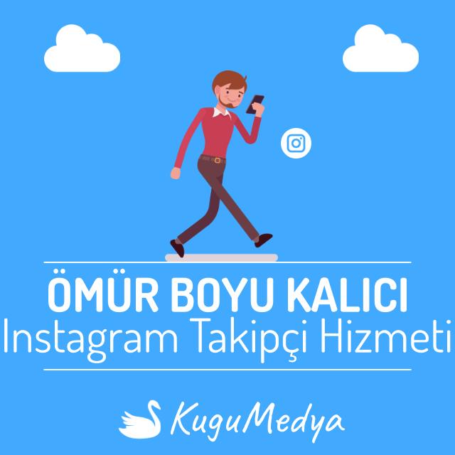 instagram düşmeyen takipçi