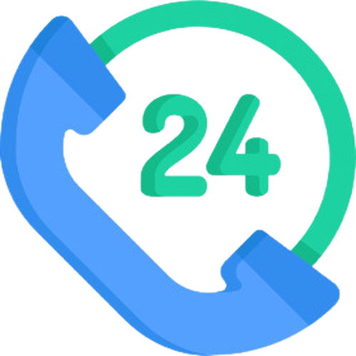 24/7 support phone