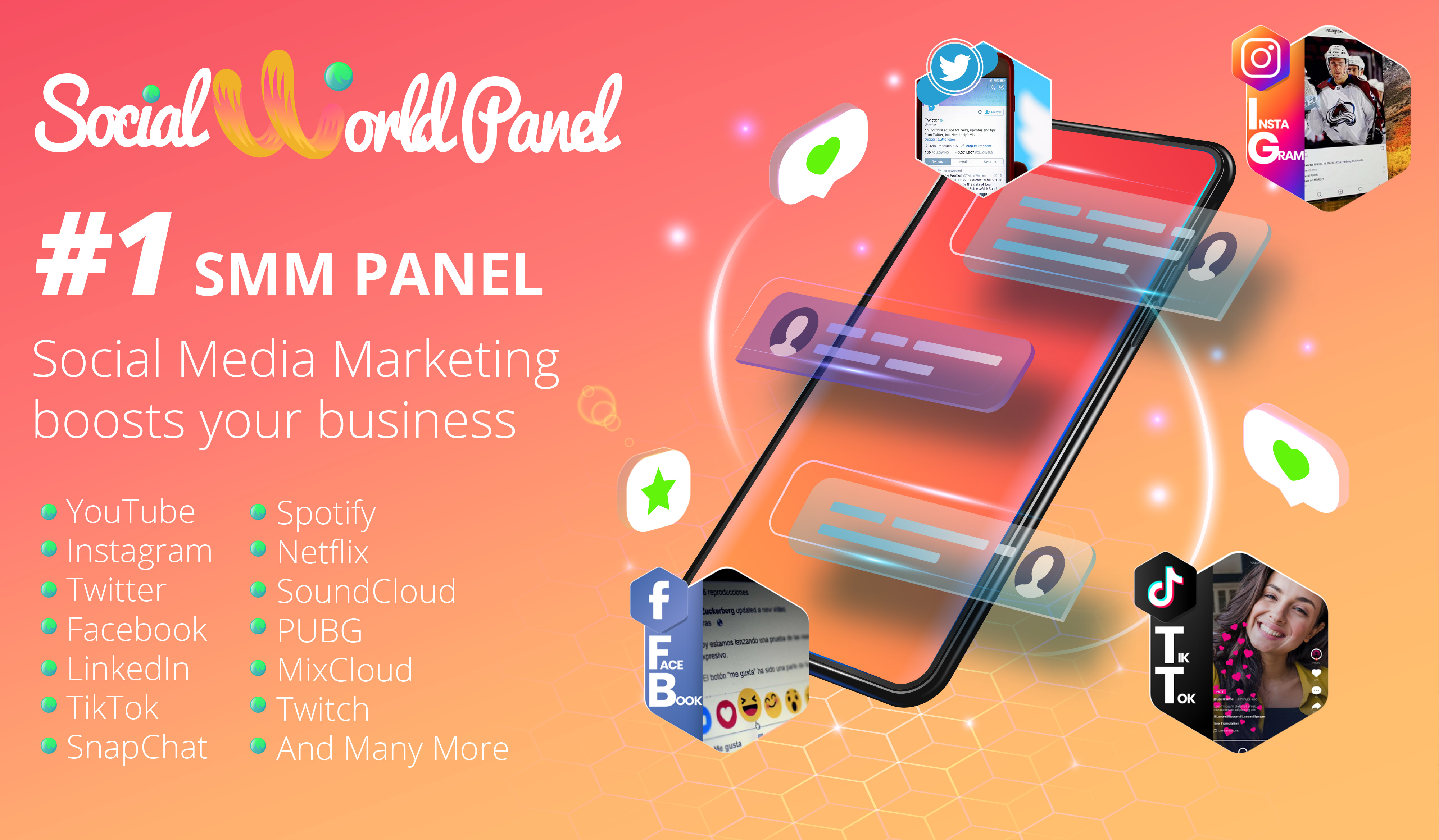 Wondering a way to improve your enterprise with computerized SMM panel?